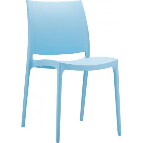 Plastová židle MAYA SIESTA