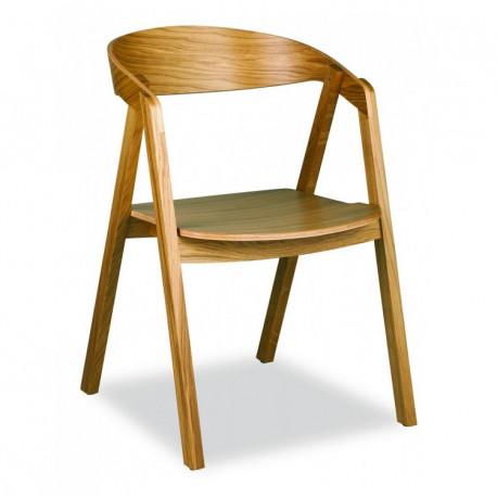 Dřevěná židle GURU ITTC Stima