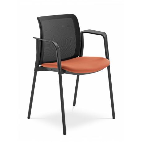 Konferenční židle SWING 512/B-BL, K-N1, N2,N4