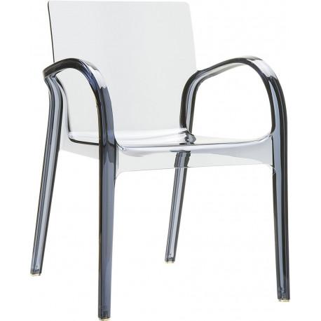 Plastová židle Dejavu SIESTA