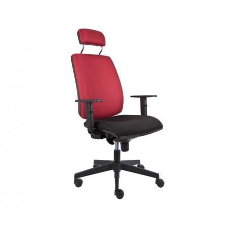 Kancelářská židle YORK ŠÉF asynchronní mechanismus