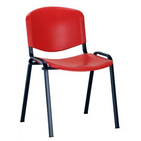 Jídelní židle ISO plastová Alba - Klasik