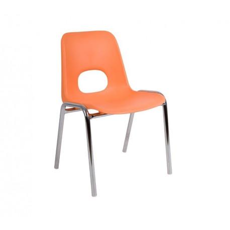 Dětská plastová židle HELENE Media Alba - Klasik