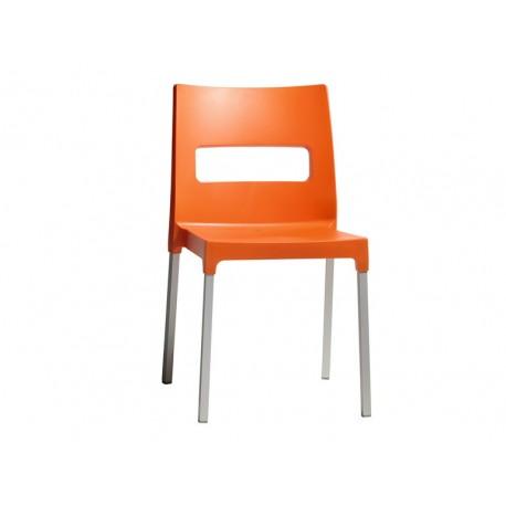 Plastová židle MAXI DIVA TECHNOPOLYMER