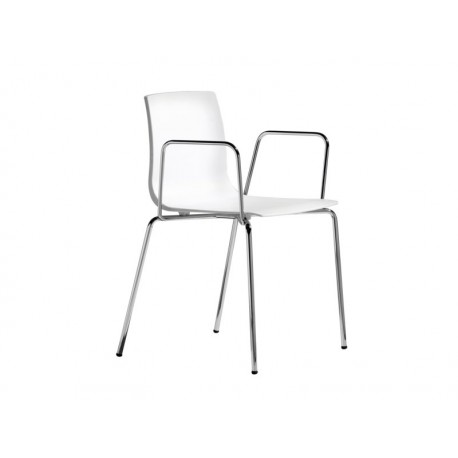 Plastová židle ALICE with armrests Scab (odběr po 2ks)