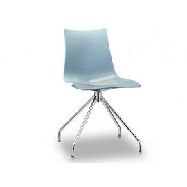 Plastová židle ZEBRA TECHNOPOLYMER otočná