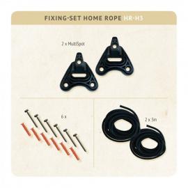 Uchycení houpací sítě Home rope