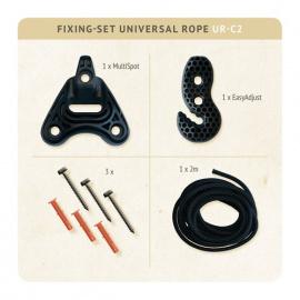 Uchycení houpací sedačky Universal rope