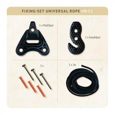 Uchycení houpací sedačky Universal rope La Siesta UR-C2