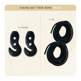 Uchycení houpací sítě Tree rope