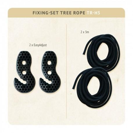 Uchycení houpací sítě Tree rope La Siesta TR-H3