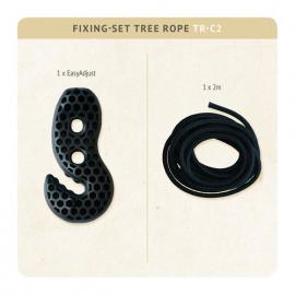Uchycení houpací sedačky Tree rope
