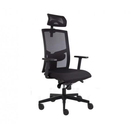 Kancelářská židle GAME ŠÉF synchronní mechanismus