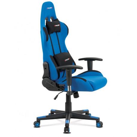 Kancelářská židle ERACER KA-F05 BLUE
