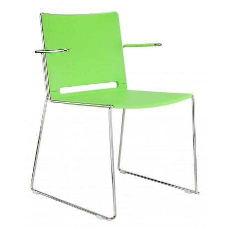 Plastová židle FILO s područkami Alba - Empire