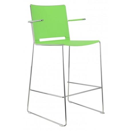 Barová židle FILO bar + područky Alba - Empire