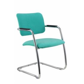 Jednací kovová židle OLYMP