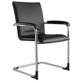 Jednací kovová židle SWING
