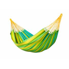 Sonrisa houpací síť (žluto-zeleno-modrá)