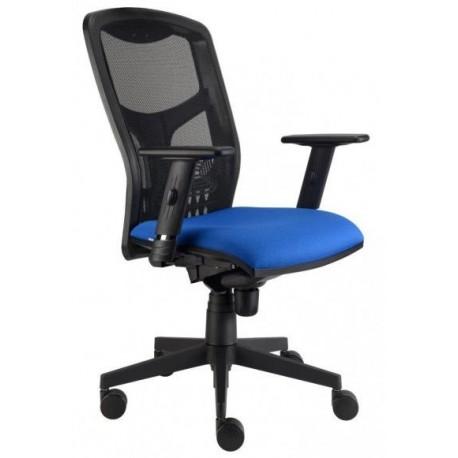Kancelářská židle YORK síť Alba - Klasik