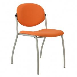 Konferenční židle WENDY čalouněná - 4 nohy