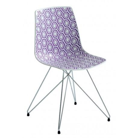 Plastová židle ALHAMBRA TC Gaber