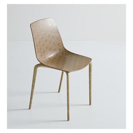 Plastová židle ALHAMBRA ECO Gaber (odběr po 4ks)