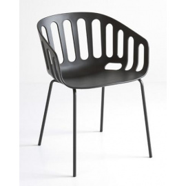 Plastová židle BASKET CHAIR
