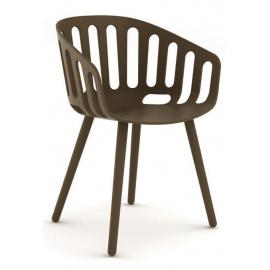 Plastová židle BASKET CHAIR BP