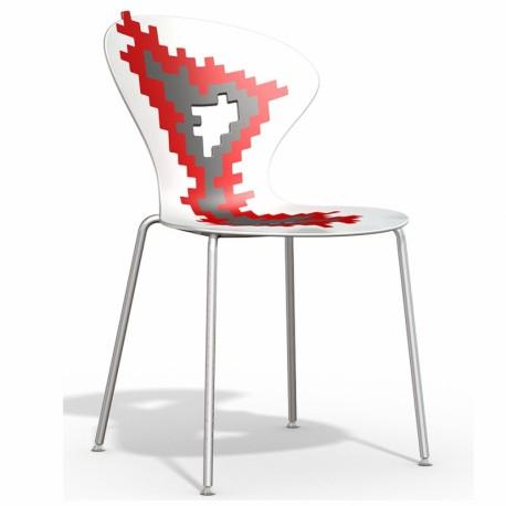 Plastová židle BIG BANG Gaber (odběr po 4ks)