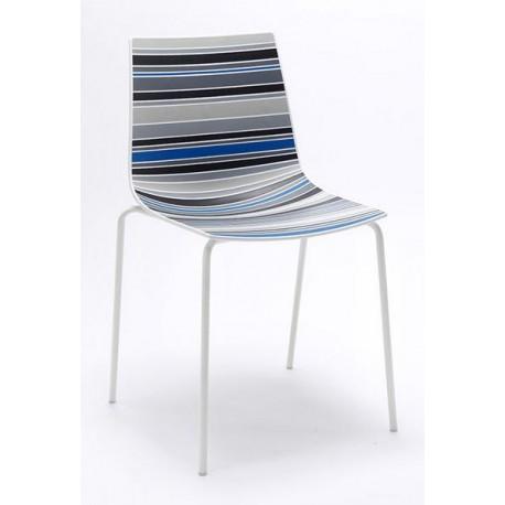Plastová židle COLORFIVE Gaber (odběr po 4ks)