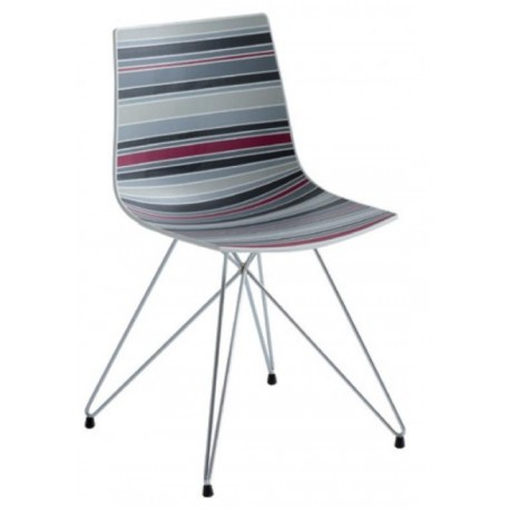 Plastová židle COLORFIVE TC Gaber (odběr po 2ks)