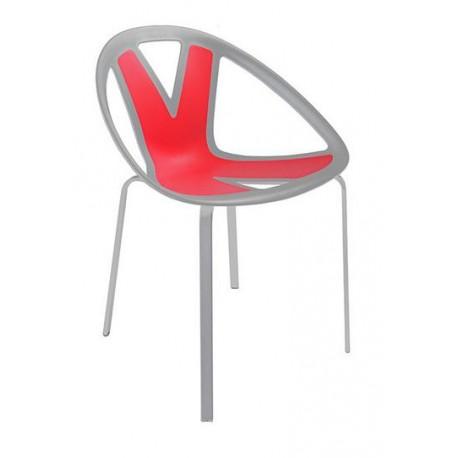 Plastová židle EXTREME Gaber (odběr po 4ks)