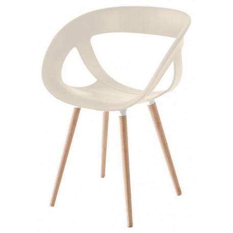 Plastová židle MOEMA BL Gaber (odběr po 4ks)