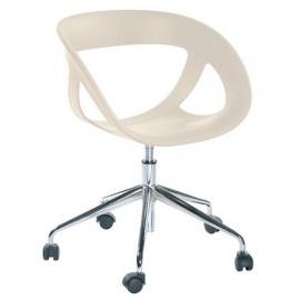 Plastová židle MOEMA 5R