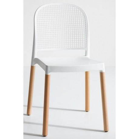 Plastová židle PANAMA BL Gaber (odběr po 4ks)