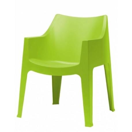 Plastová židle COCCOLONA Scab (odběr po 4ks)