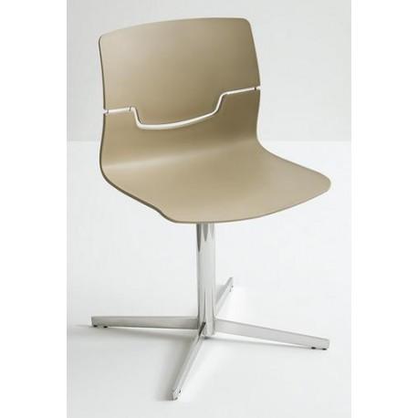Plastová židle SLOT L Gaber