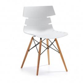 Plastová židle STRIPES