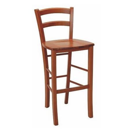 Dřevěná barová židle PAYSANE ITTC Stima