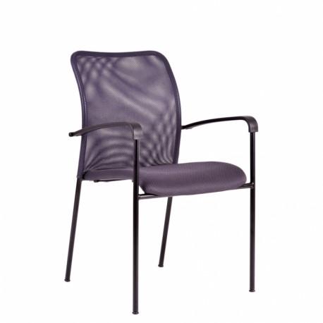 Konferenční židle TRITON BLACK Office Pro