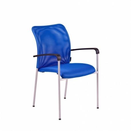 Konferenční židle TRITON GRAY Office Pro
