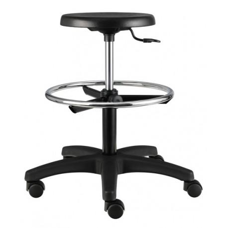 Pracovní židle Nora PU Alba - Klasik