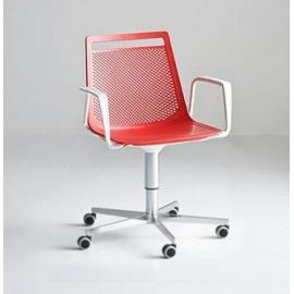 Plastová židle AKAMI 5R BRACCIOLO