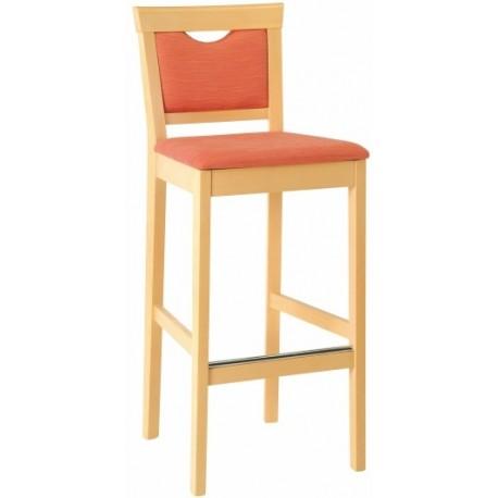 Dřevěná barová židle JENNY ITTC Stima