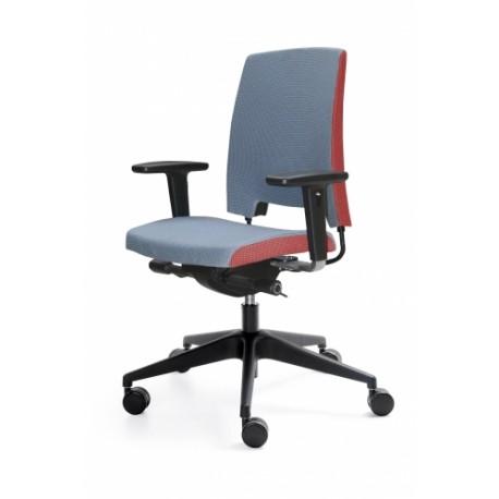 Židle ARCA, černé Područky