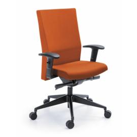 Kancelářská židle PLAYA, výškově stavitelné područky