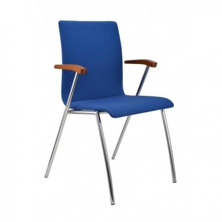 Konferenční židle IBIS - čalouněná Alba - Empire