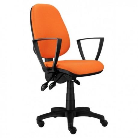 Kancelářská kolečková židle DIANA Alba - Klasik