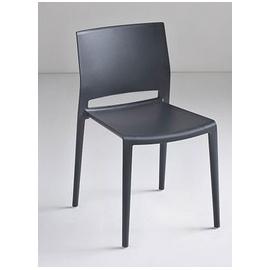 Plastová židle BAKHITA